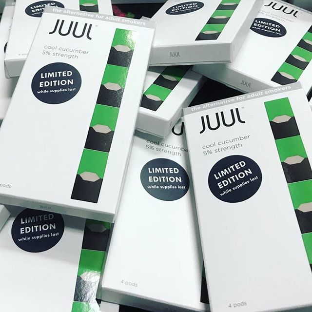 JUUL LABS STOPS THE SALE OF MINT JUULPODS IN THE UNITED STATES